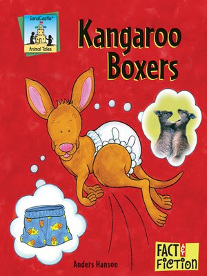 cover image of Kangaroo Boxers