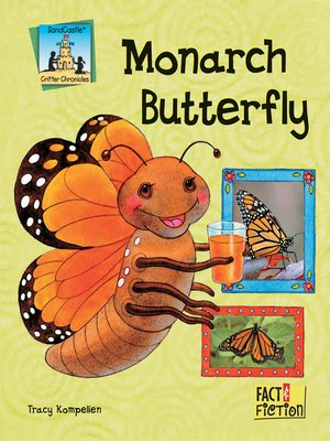 Monarch butterfly by gail gibbons overdrive rakuten overdrive cover image of monarch butterfly fandeluxe Epub