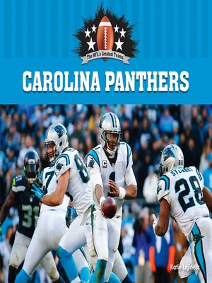 cover image of Carolina Panthers