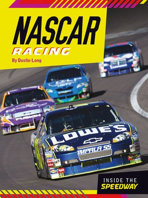 cover image of NASCAR Racing
