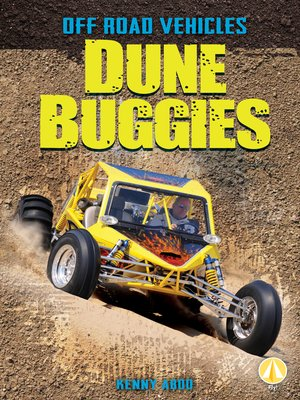 cover image of Dune Buggies