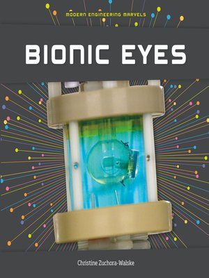 cover image of Bionic Eyes