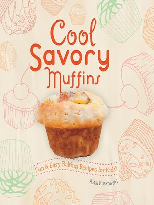 cover image of Cool Savory Muffins