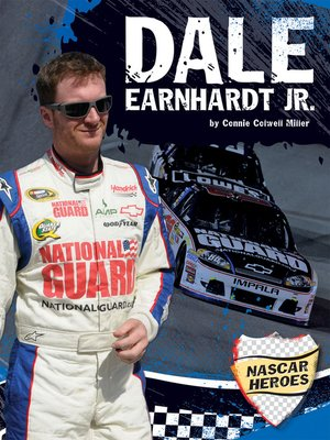 cover image of Dale Earnhardt, Jr.