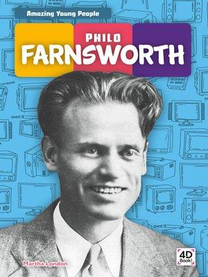 cover image of Philo Farnsworth