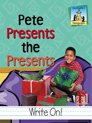cover image of Pete Presents the Presents