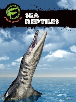 cover image of Sea Reptiles