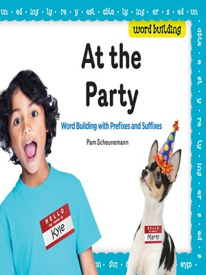 cover image of At the Party