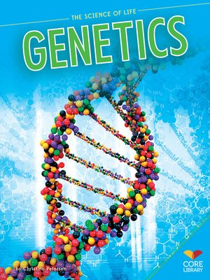 cover image of Genetics