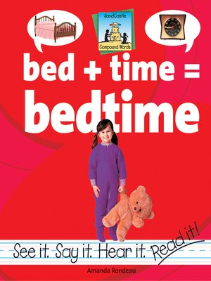 cover image of Bed + Time=Bedtime
