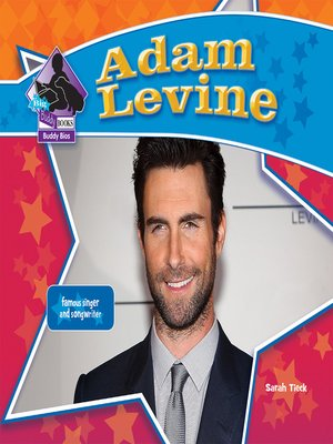 cover image of Adam Levine