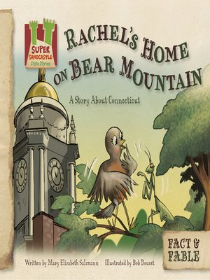 cover image of Rachel's Home on Bear Mountain