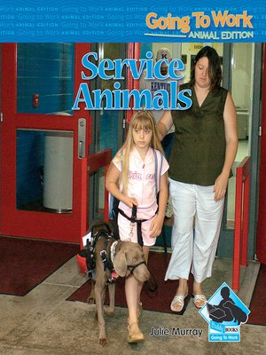 cover image of Service Animals