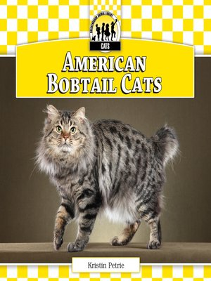 cover image of American Bobtail Cats