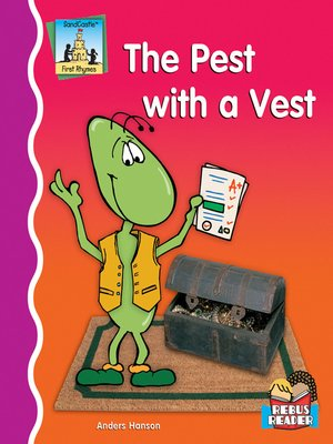 cover image of Pest with a Vest