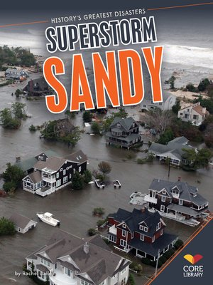cover image of Superstorm Sandy