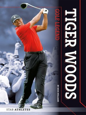 cover image of Tiger Woods