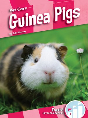 cover image of Guinea Pigs