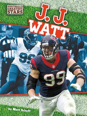 cover image of J. J. Watt