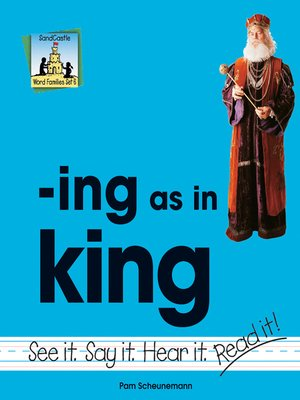 cover image of ing as in king