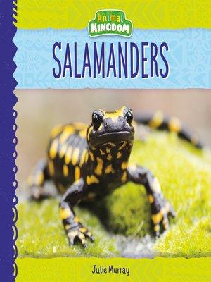 cover image of Salamanders