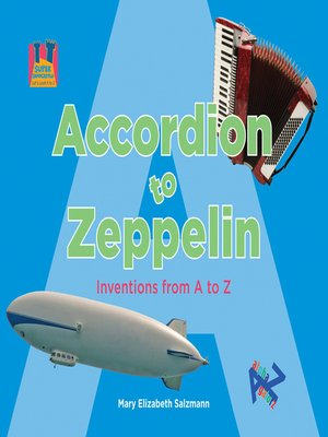 cover image of Accordion to Zeppelin
