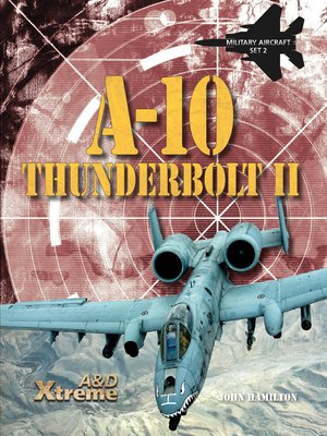 cover image of A-10 Thunderbolt II