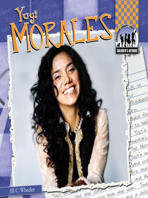 cover image of Yuyi Morales