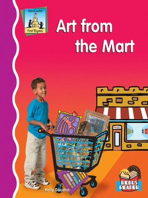 cover image of Art from the Mart