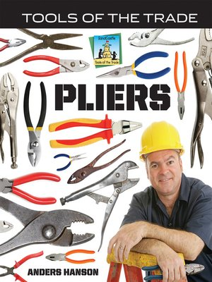 cover image of Pliers