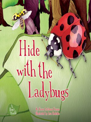 cover image of Hide with the Ladybugs