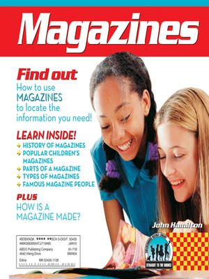 cover image of Magazines