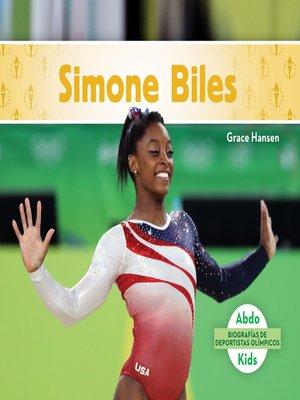 cover image of Simone Biles (Simone Biles)