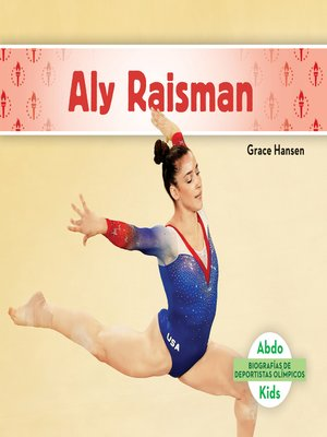 cover image of Aly Raisman (Aly Raisman)