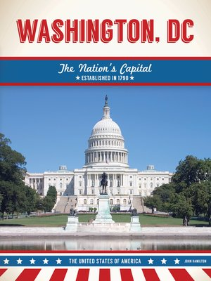 cover image of Washington, DC