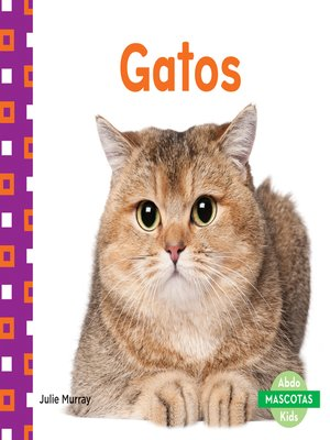 cover image of Gatos (Cats)