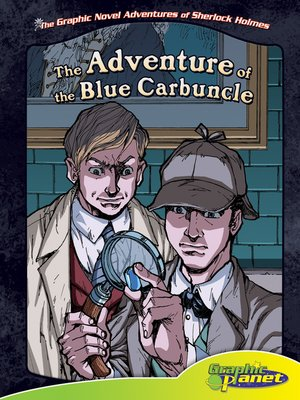 cover image of Adventure of Blue Carbuncle