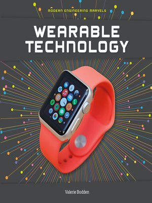 cover image of Wearable Technology