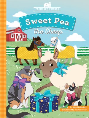 cover image of Sweet Pea the Sheep