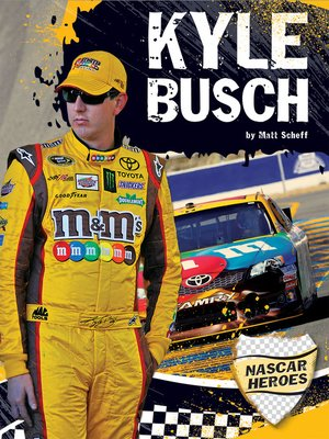 cover image of Kyle Busch