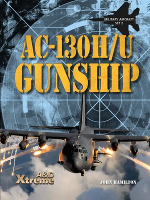 cover image of AC-130H/U Gunship