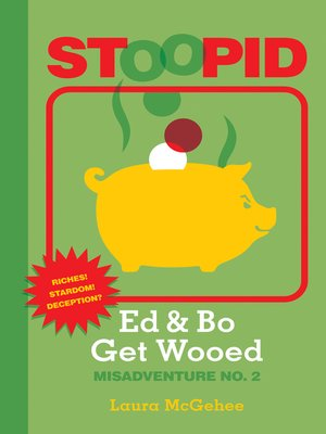 cover image of Ed & Bo Get Wooed