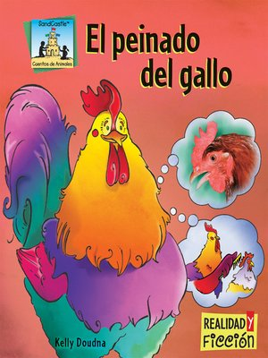 cover image of El Peinado del Gallo