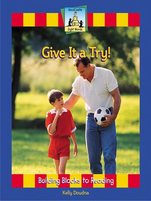 cover image of Give It a Try!