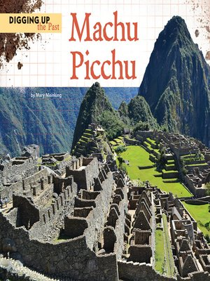 cover image of Machu Picchu