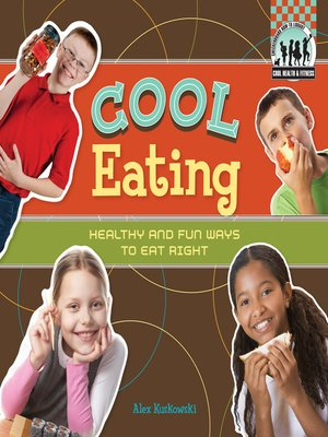 cover image of Cool Eating