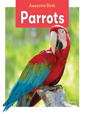 cover image of Parrots