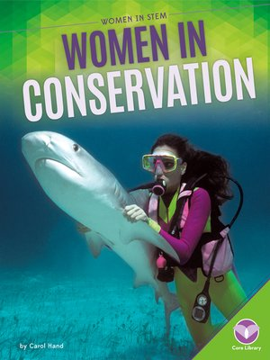 cover image of Women in Conservation