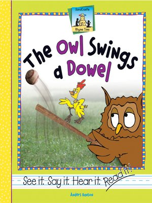 cover image of Owl Swings a Dowel