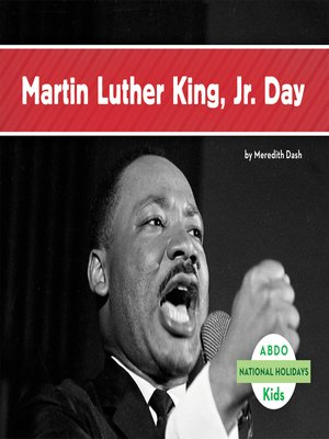 cover image of MLK Jr. Day